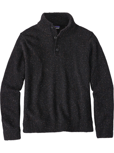 Patagonia M's Off Country Pullover Sweater Black